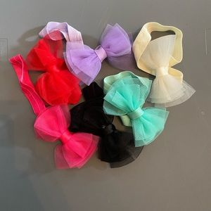 Other - Baby Hair Bows - 25 ct